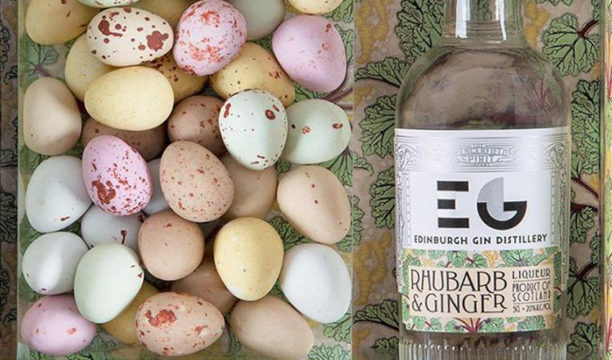Edinburgh Gin Chocolate Mini Eggs Are an Easter Treat for Grown Ups