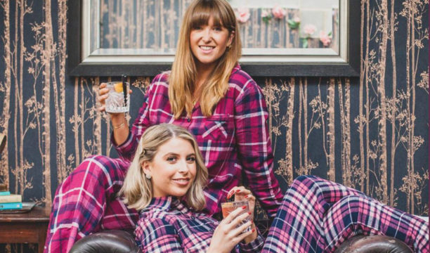 st barnabas hospice gin and jammies