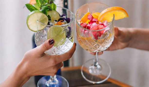 There's a Gin and Juice Bar Opening in Bristol Serving Immune Boosting Drinks