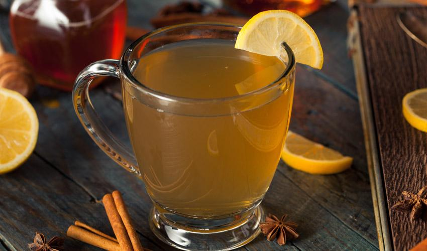 gin hot toddy