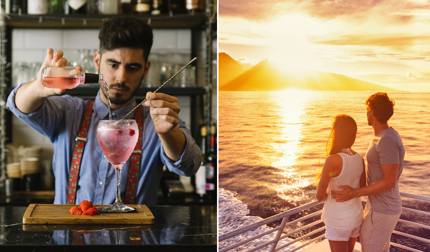gin masterclass cruise