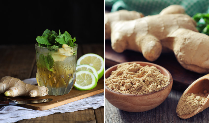 ginger gin recipe