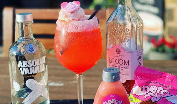 Here's How to Make Your Own Pink and Sweet Percy Pig Gin Cocktail
