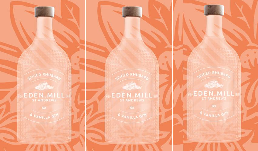 spiced rhubarb & vanilla gin