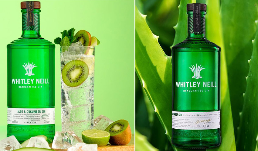 whitley neill Cucumber & elderflower fizz