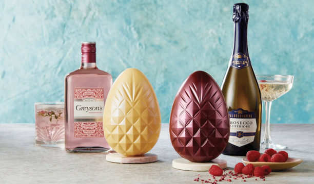 Aldi's Gin and Prosecco Chocolate Eggs Mean Grown Ups Can Enjoy Easter Too