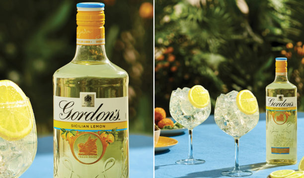 Gordon's Sicilian Lemon Gin Has Us Dreaming of a Citrus-Drenched Summer