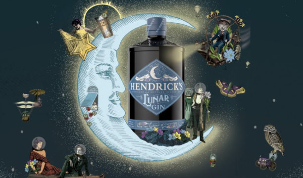 The Hendrick's Lunar Gin Experience Looks Out of This World