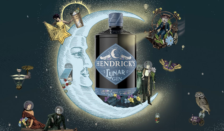 Hendricks lunar gin experience