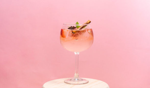 It's So Simple and Fun to Make Pink Gin at Home