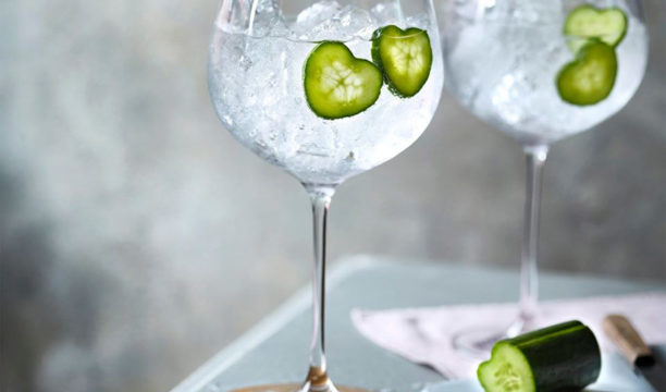The M&S Heart-Shaped Cucumber Is the Most Romantic of G&T Garnishes