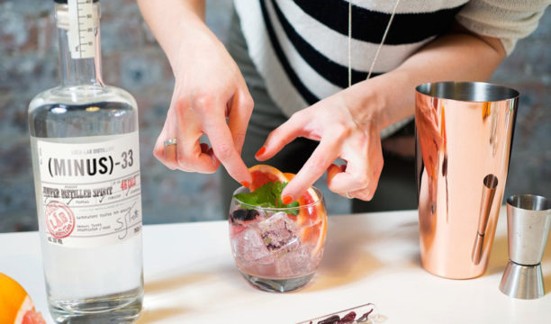 Minus 33 Is the Low Calorie 'Gin' That Doesn't Compromise on Flavour