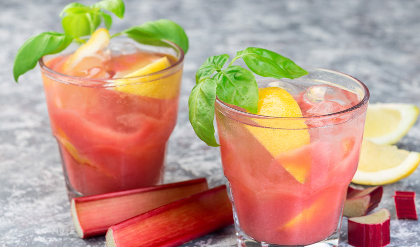 Featured Image for 12 of the Best Rhubarb Gins You Should Try