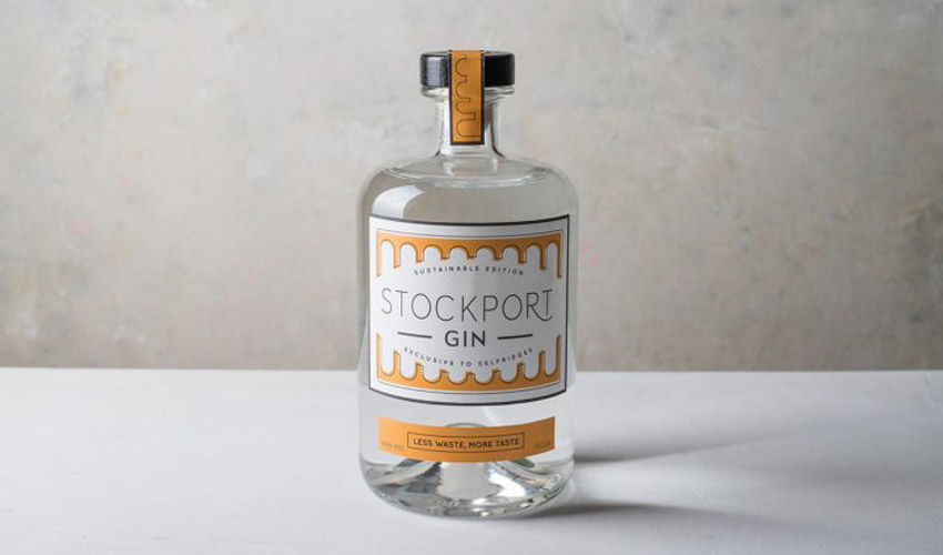 stockport gin sustainable edition