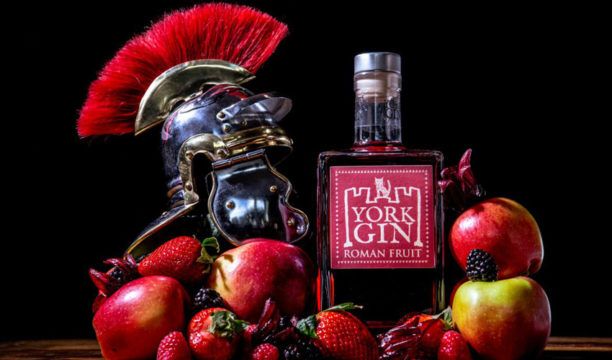 york gin roman fruit