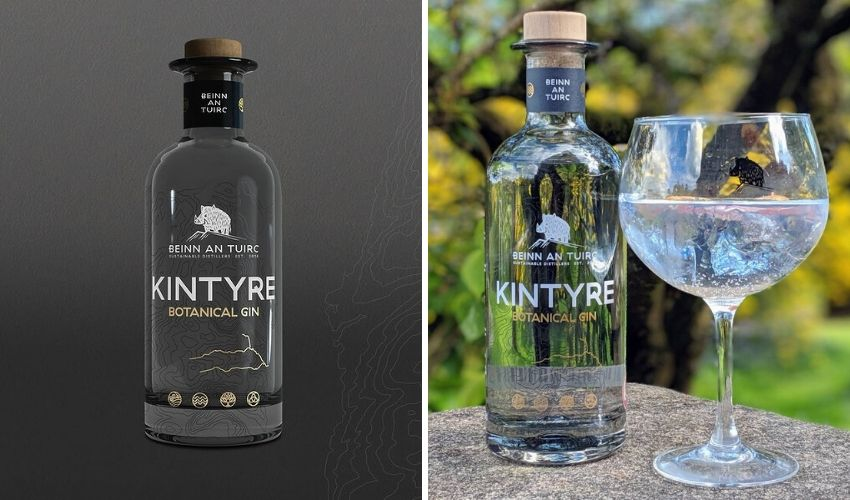 Featured Image for Review: Kintyre Botanical Gin by Beinn An Tuirc Distillers