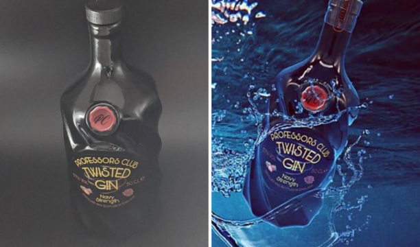 Featured Image for Review - Twisted Gin Navy Strength