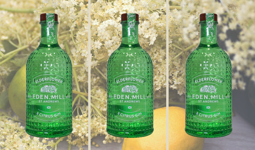 eden mill elderflower and citrus gin