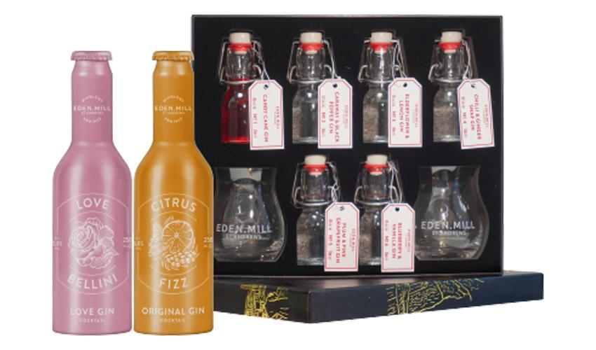 eden mill virtual gin tasting
