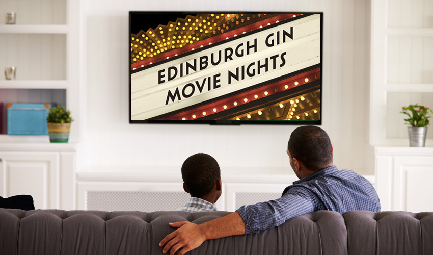 edinburgh gin movie nights