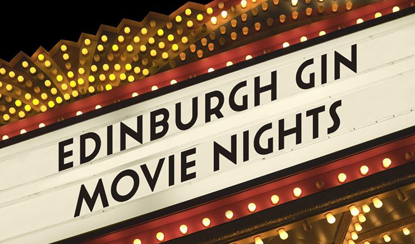 edinburgh gin movie night