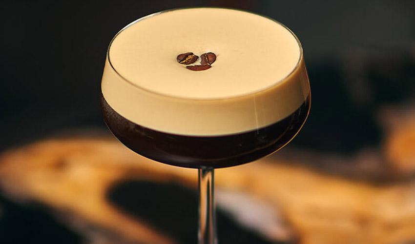 guinness & espresso martini