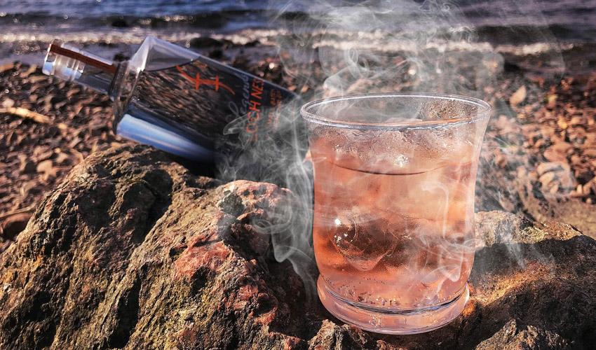 loch ness legends gin