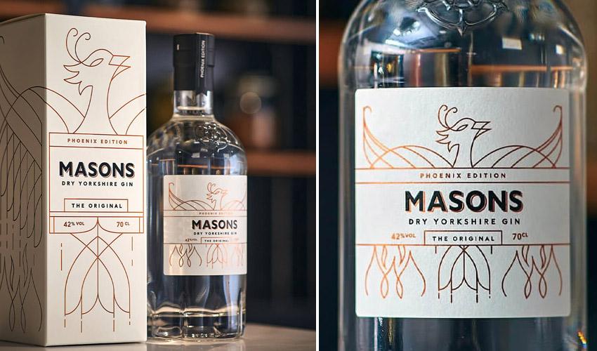 masons phoenix edition gin
