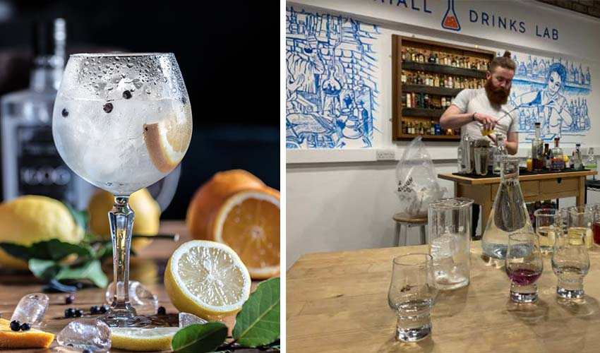 Featured Image for The World's Largest Free Virtual Gin Tasting Aims to Lift Spirits