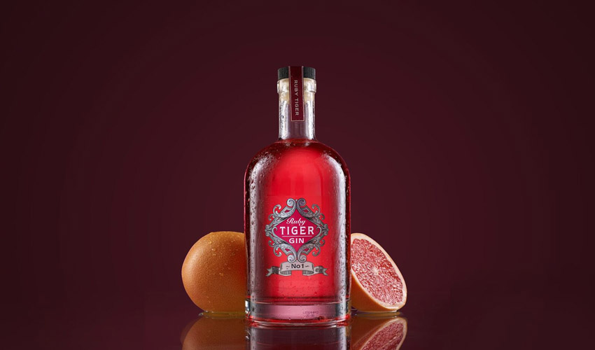 ruby tiger gin