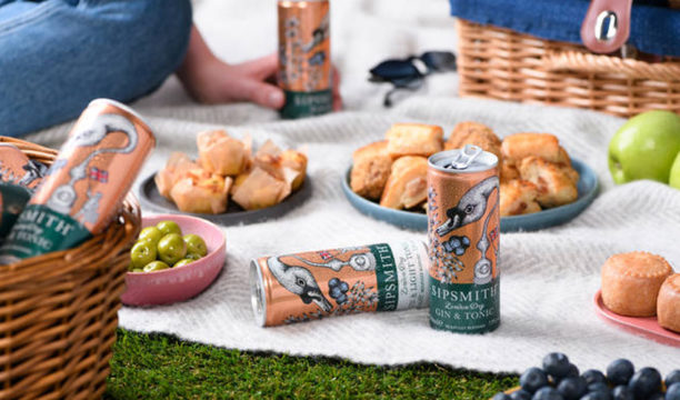 Sipsmith Are Giving Away Free Cans of G&T to Help Fund Out of Work Bartenders