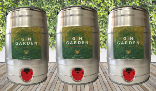 This Huge 5 Litre Gin Keg Will Ensure You Have Gin on Tap for the Forseeable Future