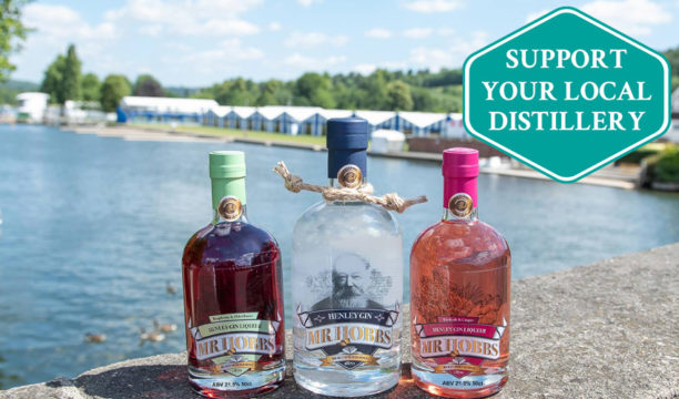Meet the Gin That 'Cruises' Style on the River Thames