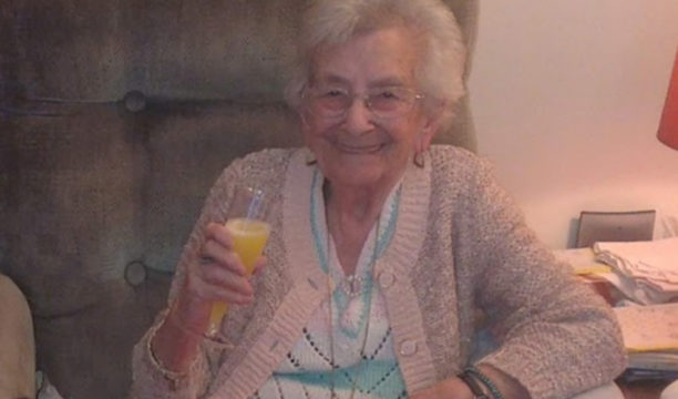 Featured Image for A 94-Year Old Gin Loving Grandmother Is Keeping Spirits Up During Lockdown