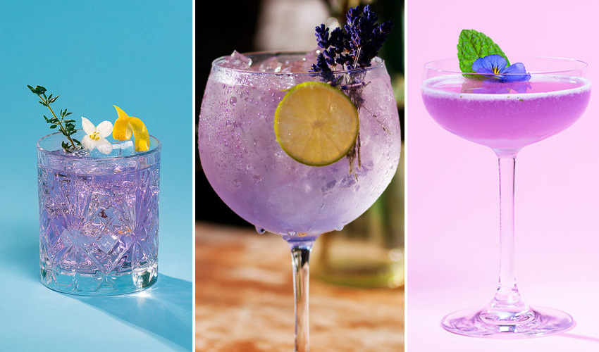 colour changing cocktails
