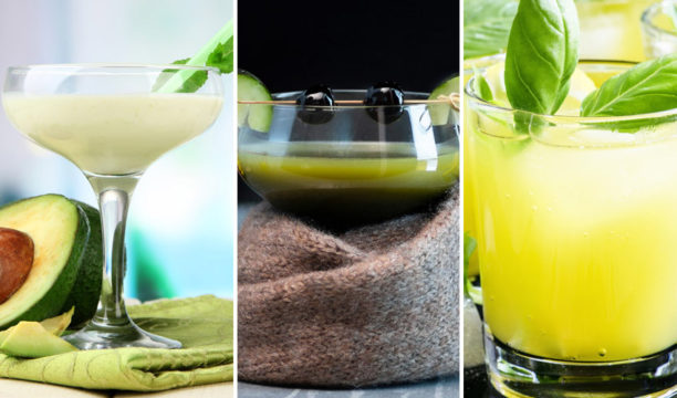 You'll Be Able to Make These Creative Gin Cocktails with the Most Common Kitchen Ingredients