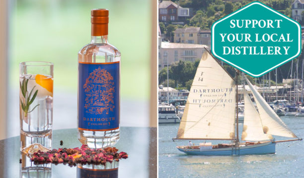 Give a Wave to the Gin That's Backed by Centuries of Maritime Heritage