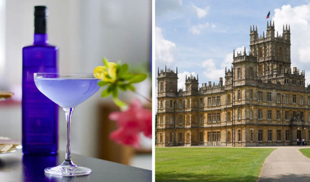 Featured Image for The Real Life Downton Abbey Is Hosting Another Cocktail Hour