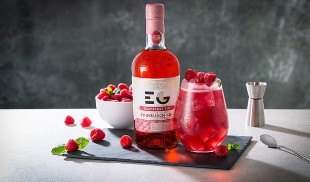 Review: Edinburgh Gin Raspberry Gin