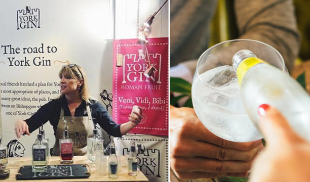 York Gin Is Organising a National G&T Evening and You're All Invited