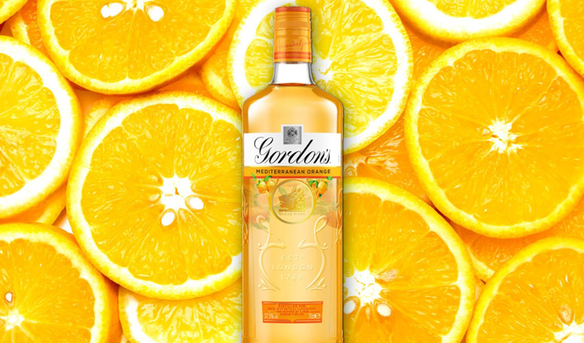 Gordon's Mediterranean Orange Gin