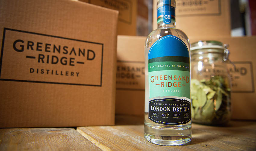 Featured Image for Greensand Ridge Distillery Launches Crowdfunding Campaign to Donate £12K of Gin Sanitiser to Care Services