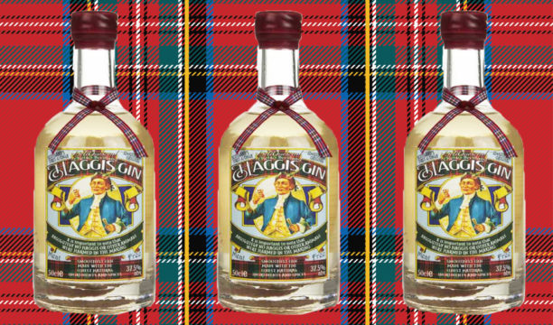 Haggis Gin Could Be the Most Scottish Gin Ever Made