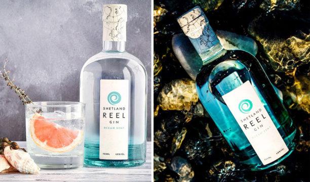 shetland reel ocean sent review