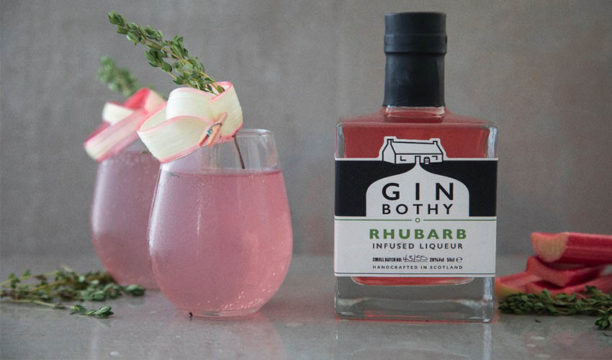 Featured Image for A Luscious Pink Rhubarb Collins Is the Perfect Light and Lovely Serve