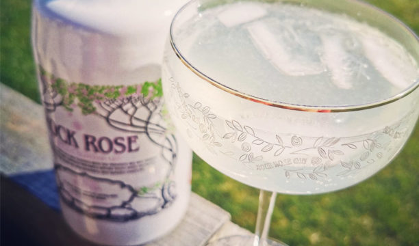 Featured Image for Rock Rose Spring Gin and Jasmine Tea Is the Refreshing Seasonal Cocktail You Need to Try