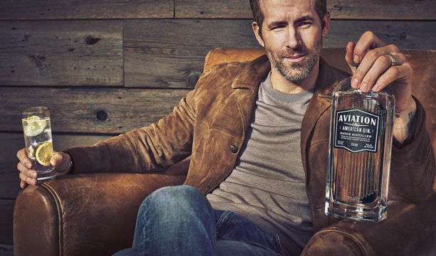 Featured Image for Ryan Reynolds' Aviation Gin Donates 30% of UK Online Sales to The Drinks Trust