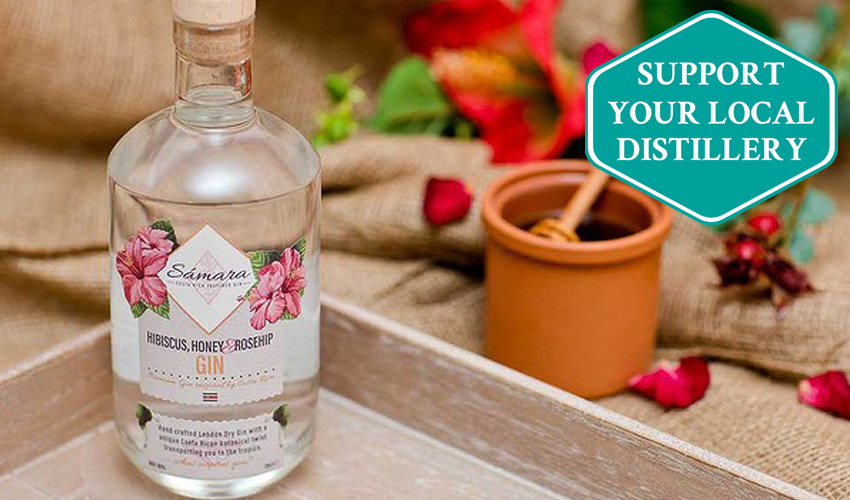 Featured Image for Meet the Gin That's Inspired by the Exotic Botanicals of Costa Rica