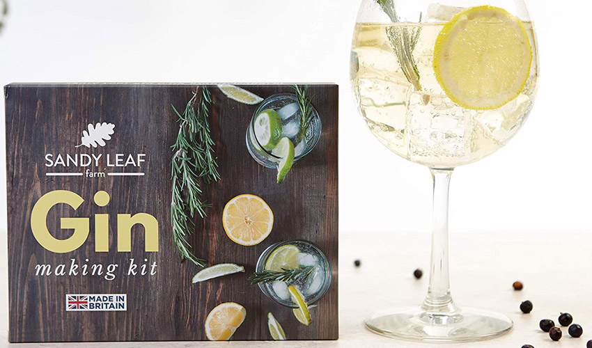 gin making kits