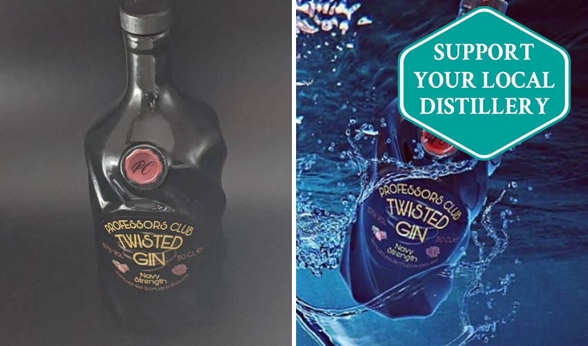 Featured Image for Meet the Local Distillery Putting Their Modern Twist on Gin